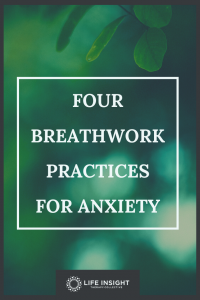 Blog title written on a graphic with a green background representing how you can contact our Hinsdale anxiety therapists for help